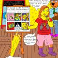 Kėžių kaimo mokykloje Karolina kovoja su rūkymo plitimu