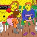 Kėžių kaimo mokykloje Karolina kovoja su rūkymo plitimu 2