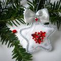 Liana - kalėdiniai veltinio žaisliukai