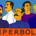 """Mano meilė muzikos grupei """"Hiperbolė"""""""