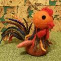 maziux2 - Gaidelis raudonskiauterėlis