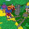 """Medžių retinimo darbai greta """"Papyvesio""""  sodybos"""