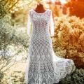 mmnVilija - Lininė suknelė