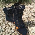 nikolia - Nerti tamsiai mėlyni batai