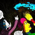 Nyciečiai turėjo košmarišką naktį Papyvesyje, ieškant nežinomo padaro 2