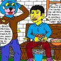 Nyciečio Tuko ir miestietės davatkos Vidos draugystės skaudi istorija 14
