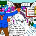 Papyvesio slėnyje žiemą lankosi Turizmo infrastruktūros ekspertė Žana 6
