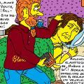 Religinė fanatikė Vida su savo vyru Žydrūnu puikiai tinka vienas kitam