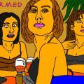 """Serialo """"San Francisko raganos"""" veikėjos - trys seserys"""