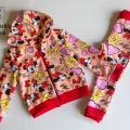 """Sportinis kostiumėlis – treningas vaikams """"Minnie Mouse"""""""
