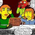 Tukuručio vaikai internetu klausosi viercho Maybacho nesąmonių