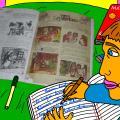 """Vaikystės memuarai, susiję su žurnalu """"Genys"""" 17"""