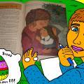 """Vaikystės memuarai, susiję su žurnalu """"Genys"""" 22"""