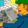 """Vaikystės memuarai, susiję su žurnalu """"Genys"""" 5"""