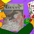 """Vaikystės memuarai, susiję su žurnalu """"Genys"""" 7"""