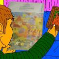 """Vaikystės memuarai, susiję su žurnalu """"Genys"""" 9"""