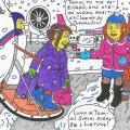 Vienaturtis - Archeologė Luna sugrįžo iš stažuotės Amerikoje