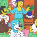Vienaturtis - Dainavos burtininkų Kukurbezdžių pirmoji pažintis su nyciečiais vaikais