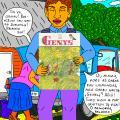 """Vienaturtis - Vaikystės memuarai, susiję su žurnalu """"Genys"""""""