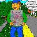 """Vienaturtis - Vaikystės memuarai, susiję su žurnalu """"Genys"""" 35"""