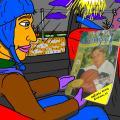 """Vienaturtis - Vaikystės memuarai, susiję su žurnalu """"Genys"""" 41"""
