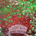 VLabinaite - Svajingas sodas III, 50x70