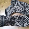 Vyriškos raštuotos kojinės