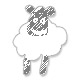 nerta sidabrinė apykaklė