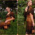 Editos-spalvos - vakarinė suknelė