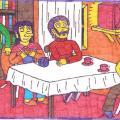 Kukurbezdžių šeimos laisvalaikis