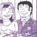 Nukliopos ir Malkomo vestuvės