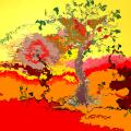 Bulaima - Degantis medis