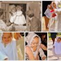 Sniegena - Krikšto drabužėliai pirmagimei