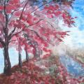 colibri - Ruduo, ruduo... Krinta...