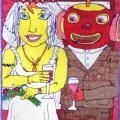 Tukuručio ir Irenos vestuvės
