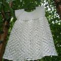balta-kriksto-suknele-mazajai