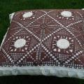 Urtestekstile - Dekoratyvinė pagalvėlė